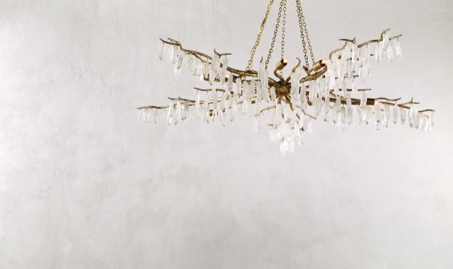 Forest Light Chandelier by Aviva Stanoff