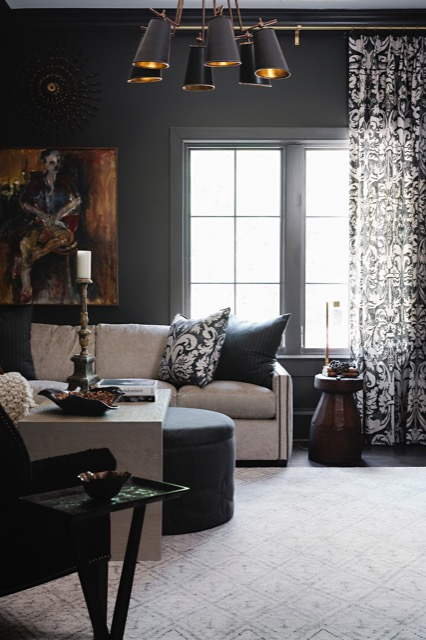Dana Wolter Space Southeastern Showhouse