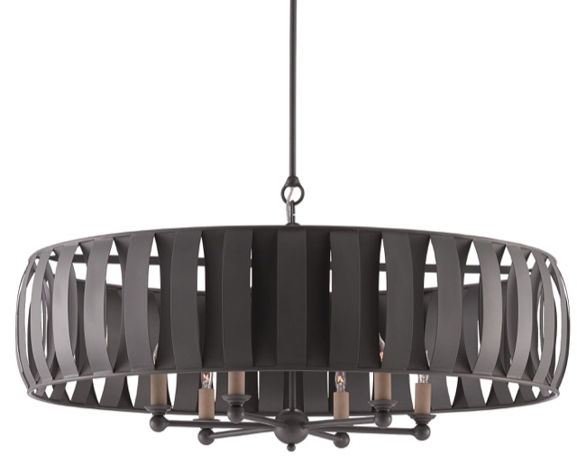 Tigerton chandelier new at #HPMkt.