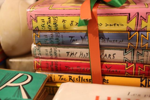 Cecil Beaton books at Currey & Company