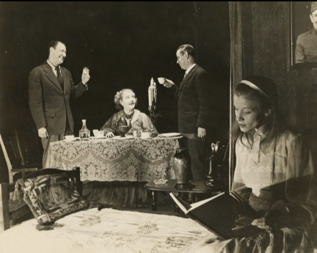 Original cast of The Glass Menagerie