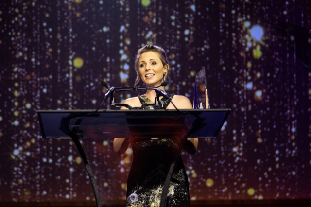 Aimee Kurzner was one of the ARTS Awards winners this year
