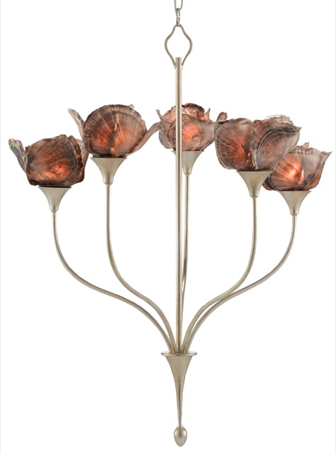 The Currey & Company Catrice Chandelier
