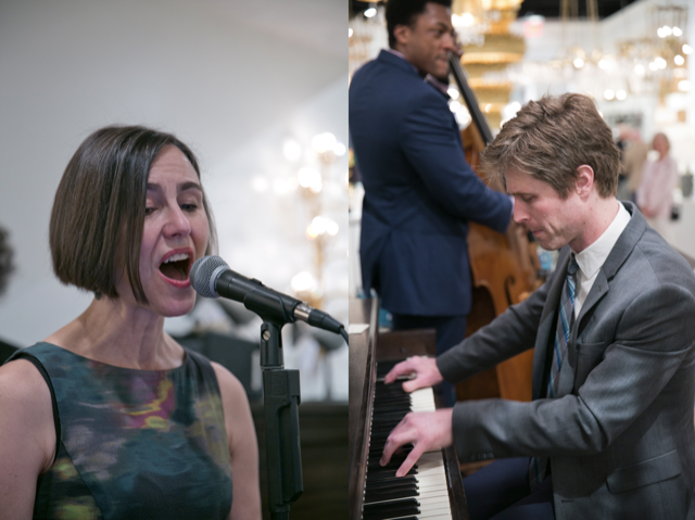Among our celebratory events in High Point every six months are daily sessions of live music