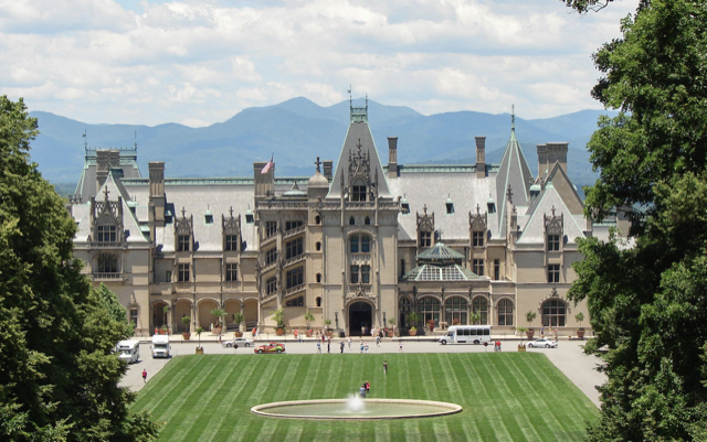 The Designer Experience is taking place at the Biltmore in Asheville