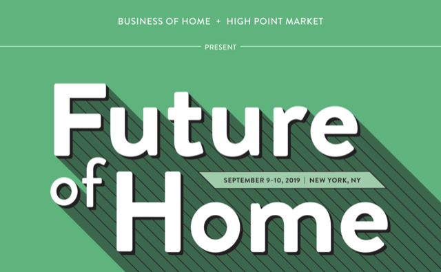 Currey & Company is sponsoring the Future of Home conference