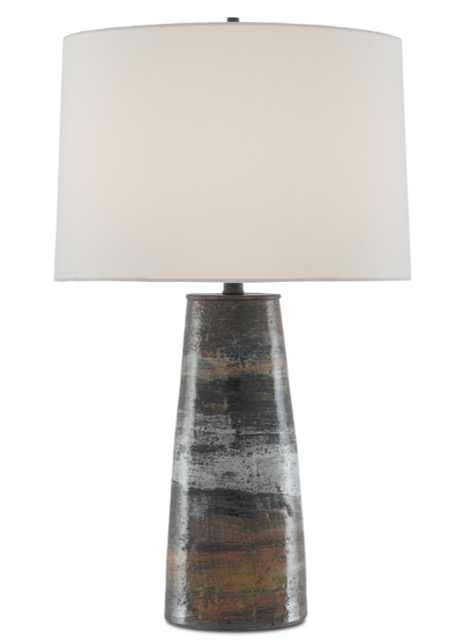 Zadoc Table Lamp by Currey & Company