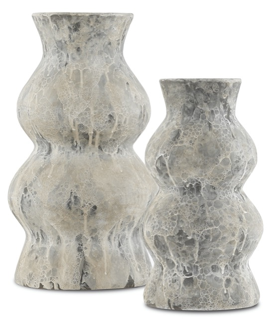 Phonecian Vases by Currey & Company