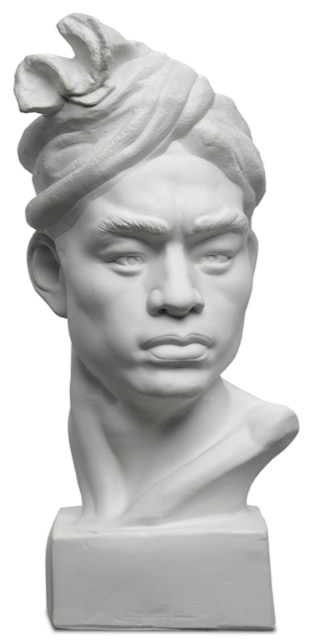 The Currey & Company Barbados Bust is among Brownlee Currey's favorite products