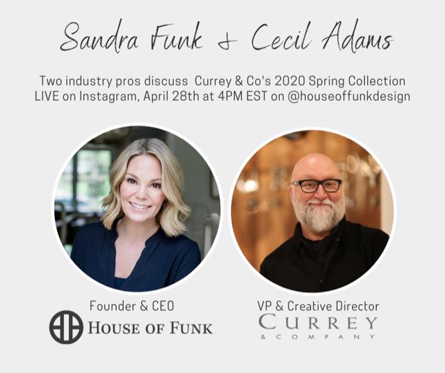 Cecil Adams and Sandra Funk on Instagram TV