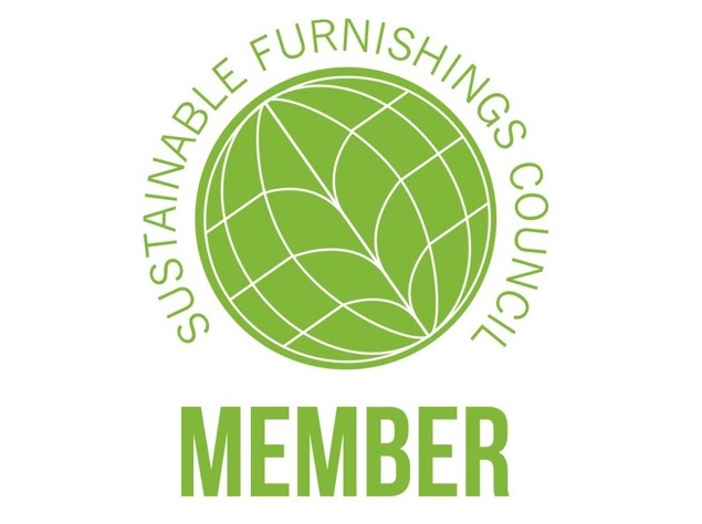 Currey & Company is a member of the Sustainable Furnishings Council