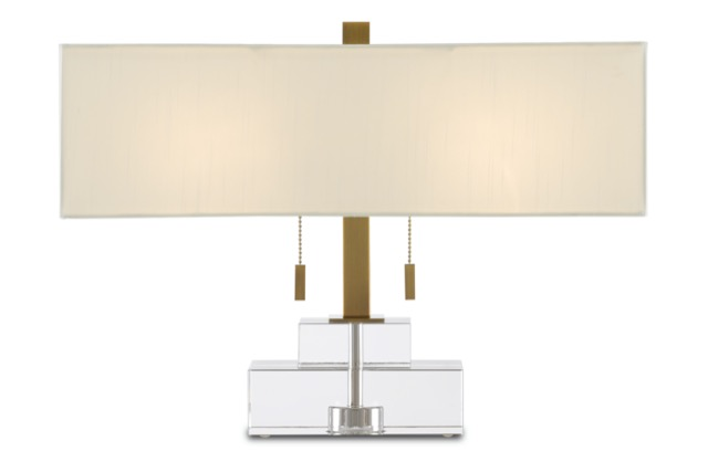 Chiara Table Lamp by Currey & Company