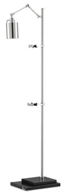 Strada Floor Lamp by Currey & Company.