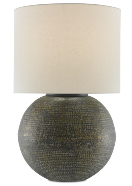 Currey & Company's Brigands Table Lamp.