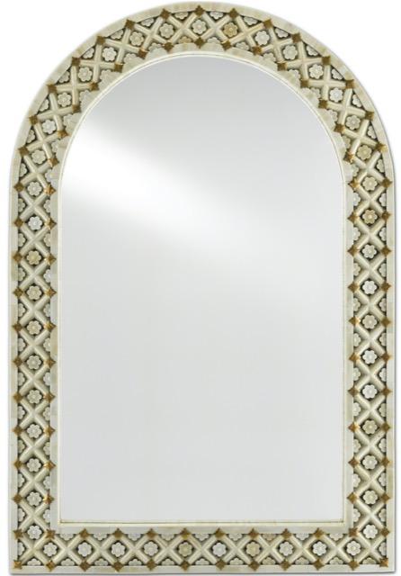 Ellaria Mirror by Currey & Company