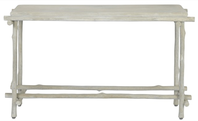 Currey & Company's Luzon Console Table