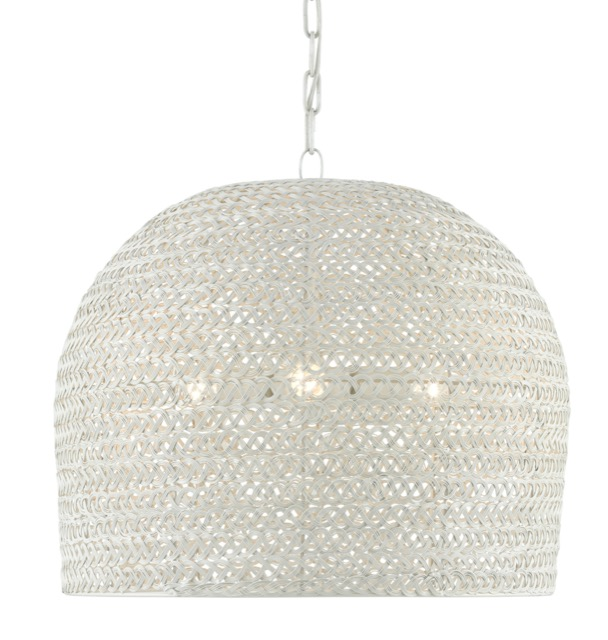 Piero Chandelier by Currey & Company.
