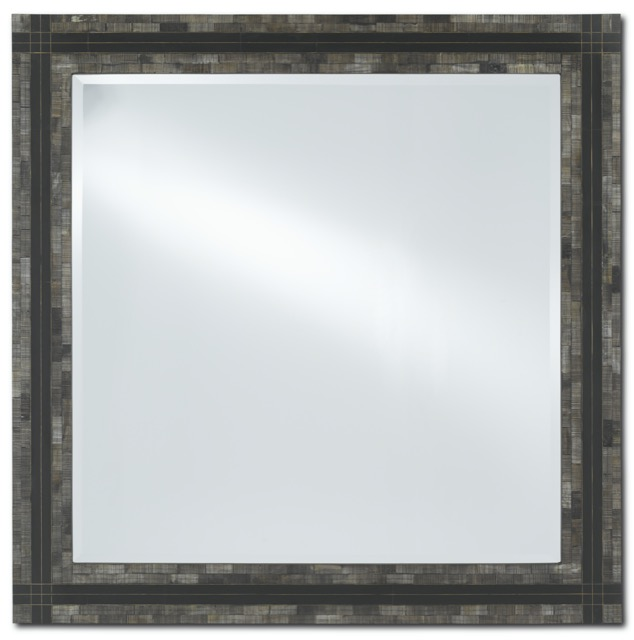 Gregor Large Mirror by Currey & Company.