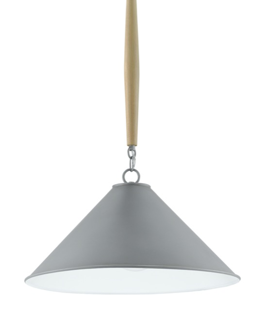 Pennard Pendant by Currey & Company with Modern Farmhouse Style