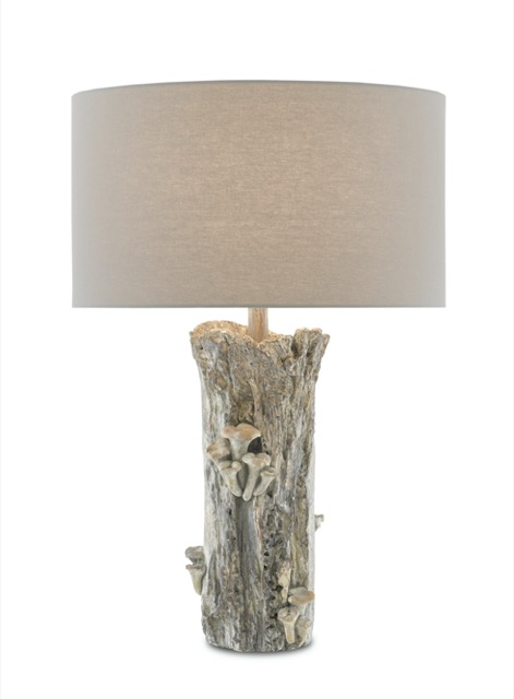 Porcini Table Lamp by Currey & Company