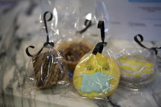 Currey Cookie during High Point Market
