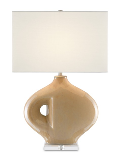 The Akimbo Table Lamp by Currey & Company is one of many new winter products
