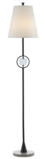 Privateer Floor Lamp by Currey & Company