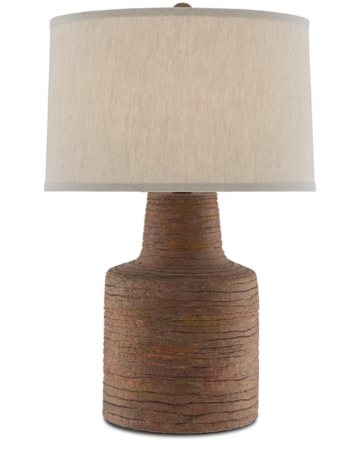 In the Mesa trend category is the Currey & Company Crossroads Table Lamp