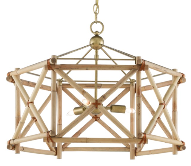 The Currey & Company Kingali Lantern