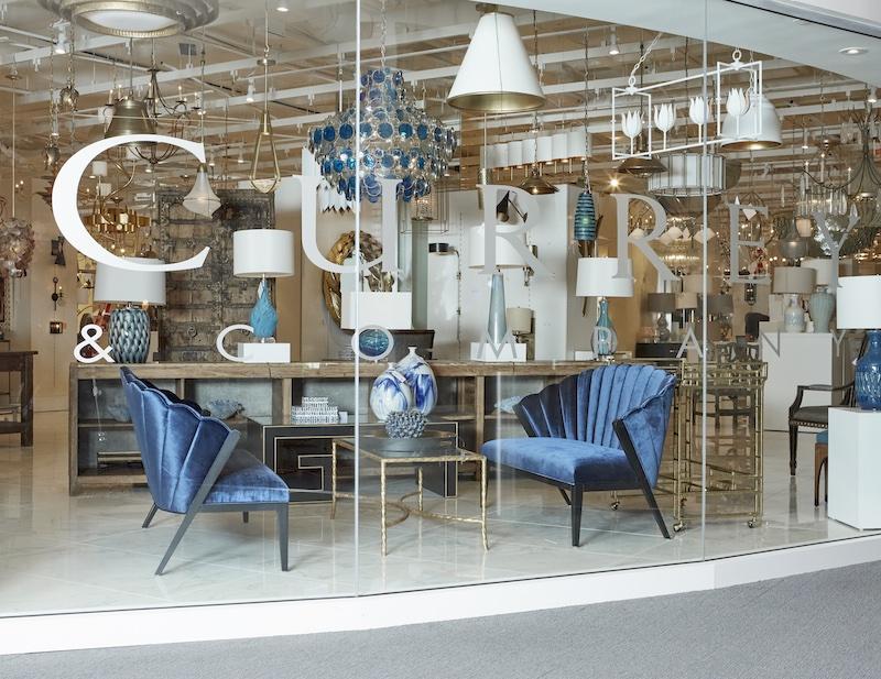 The New Currey & Company Atlanta Showroom in AmericasMart