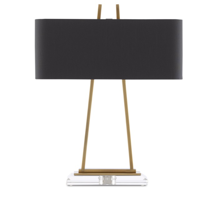 The Adorn Small Table Lamp by Currey & Company.