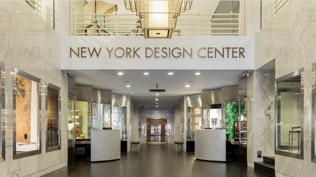 The lobby of the NYDC where WNWN will take place next week.
