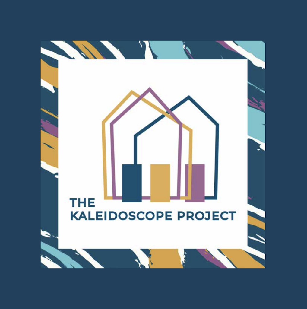 Logo for the Kaleidoscope Project