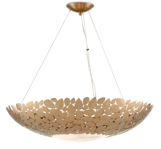 The Protean Chandelier by Currey & Company.
