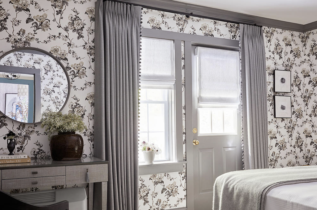 Shawna Underwood's bedroom at The Cornell Inn.