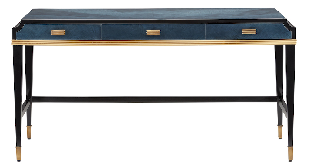 The Kallista Large Desk is among our new furniture offerings this fall.